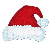 Cottagecutz Die - Santa Hat