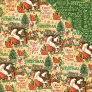 Papper Graphic45 - St Nicholas - Santa's Workshop