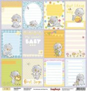 Papper ScrapBerrys - Sweet Dreams - Special Moments