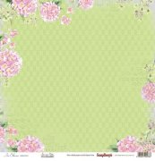 Papper ScrapBerrys - In Bloom - Spring Notes
