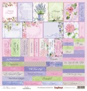 Papper ScrapBerrys - In Bloom - Cards 2