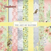 Paper Pad 6x6 - ScrapBerrys - The Art of Nature