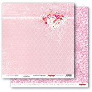 Papper ScrapBerrys - Garden of Delights - Pretty in Pink