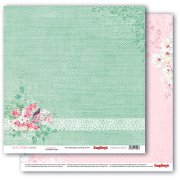 Papper ScrapBerrys - Garden of Delights - Pastel Patterns