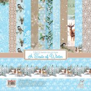 Paper Pad 12x12 - ScrapBerrys - A Taste of Winter