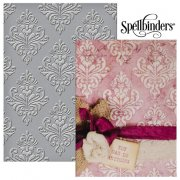 "Large Embossing Folder 5""x7"" - Spellbinder - Medallion"