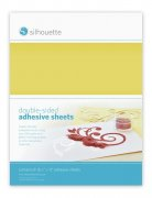 Silhouette double-sided adhesive - 8 A4 ark - Silhouette