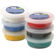 Silk Clay Lera 6-pack Basic Set