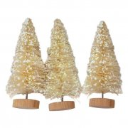 Sisal Trees Prima - Christmas In The Country - 3 st