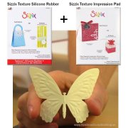 Sizzix Texture Silicone Rubber