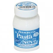 Snow Paste Stamperia - White - 150 ml
