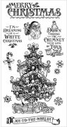 Graphic 45 Cling Stamps - St Nicholas - #2