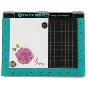 "Hampton Art Stamp Perfect Tool - 7""x9"" - Stämpelpress"