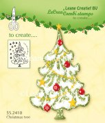 Clearstamps Leane Creatief - Christmas Tree