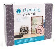 Starter Kit Stamping - Silhouette Cameo