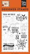 Stamp Set Echo Park - Trick or Treat - All Hallows Eve