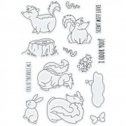 Stamp Set Tonic Studios Adorables - Scent wiff love