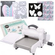 Sizzix Big Shot Starter Kit - White & Grey - Fraktfri