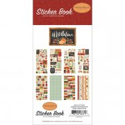 Stickers block Carta Bella - Hello Autumn - 16 ark