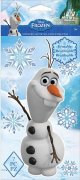 Stickers Disney - Frozen Olaf - Repositionable