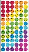Epoxy Stickers Sticko - Rainbow Smiles