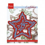 Dies - Creatables Nature star - Marianne Design