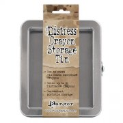 Distress Crayon Tin - Empty - Tim Holtz