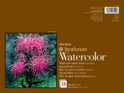 Strathmore Watercolor Paper Block - 300g - 15 ark