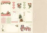 Papper Pion - Christmas in Norway - Tags