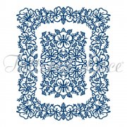 Dies Tattered Lace - Totally Entwined Rectangle