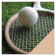 Papper American Crafts - Sport - Tennis Photo