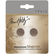 Magneter Tim Holtz - Stamping Platform Replacement Magnets 2/Pkg