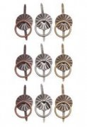 Ring Fasteners - Tim Holtz Idea-Ology