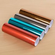 TODO Foil - Pack Of 4 Autumnal Foils - 125mm x 5m