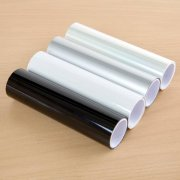 TODO Foil - Pack Of 4 Monochrome Foils - vit och svart - 125mm x 5m