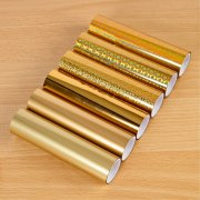 TODO Foil - Pack Of 6 Gold Tonal Foils