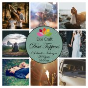 Toppers Dixi Crafts Love