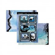Topper Set A4 Hunkydory - Once Upon A Twilight - The Adventure Begins