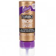 Aleene's Always Ready - Turbo Tacky Glue - 118 ml
