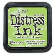 Distress Ink - Twisted Citron - Tim Holtz