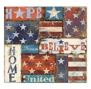 "Album 12""x12"" MBI - American Patch Post Bound"