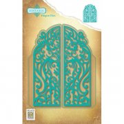 Vintage Dies Nellie Snellen - Filigree Door