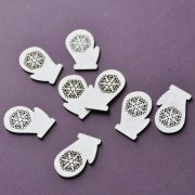 Chipboard Die Cuts - Vinter vantar
