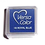 Stämpeldyna Versa Color Small - Royal Blue