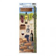 Cardstock Stickers - Wine Country - Paper House