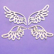 Chipboard Die Cuts - Wings