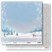 Papper ScrapBerrys - Winter Wonderland - Cozy Winter