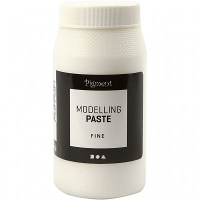 Pigment Modellpasta - Fin 500 ml