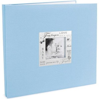 "Album MBI 8""x8"" - Expressions Baby Blue"