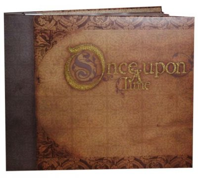 "Album 8"" x 8"" - Once Upon A Time"